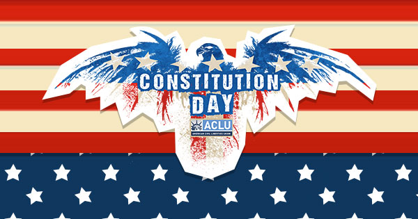 ACLU Constitution Day